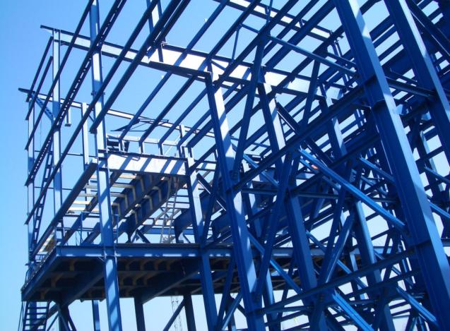 Покраска металлоконструкций, фасадов зданий, труб, вышек